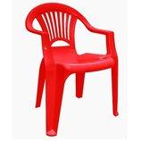 Пластиковое кресло. Пластиковая мебель
