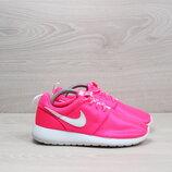 Яркие кроссовки Nike Roshe One оригинал, размер 35