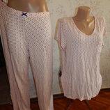 пижама вискозная футболка со штанишками р16-18