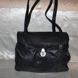 большая кожаная сумка Bree, оригинал