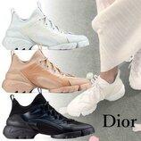 Женские трендовые кроссовки Dior