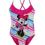 Яркий купальник Disney Minnie Mouse 4лет 104см Оригинал