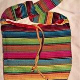 Яркая модная сумка в Этно стиле ,Бохо Индия