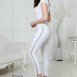 Женские спортивные брюки Hard , 42, 44, 46, 48, 50, 52 р., 3 цвета.