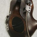 Wrangler кукольные кожаные сабо шлепанцы туфли без пятки колодки на платформе 36-37