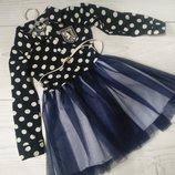 Модное платье для девочек
