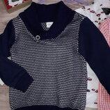 F&F Очень стильный свитерок 4-5 л 110 см