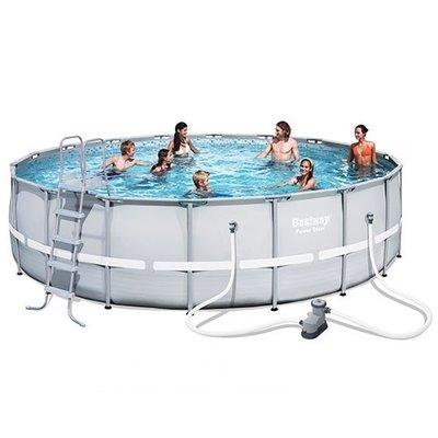 Каркасный бассейн Bestway 56427 549-132см