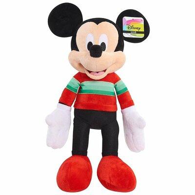 Disney Мягкая игрушка Микки Маус плюшевый 2018 55 см Mickey Medium Plush 22