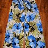 Стильные, яркие женские легкие брюки, штаны, кюлоты high & rose