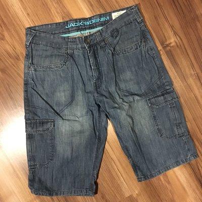 33/M jack jones шорты джинсовые мужские