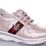 Новинка кроссовки для девочки бренда klf bessky рр. 32 33 34 35 36 37