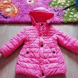 Зима Куртка курточка пальто