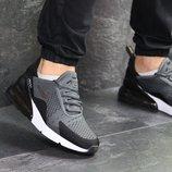 Кроссовки мужские Nike Air Max 270 gray