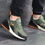 Кроссовки мужские Nike Air Max 270 dark green