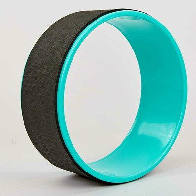 Колесо кольцо для йоги Fit Wheel Yoga 8374 размер 33х13см