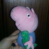 джордж с динозавром 15 см -55грн
