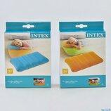 Надувная подушка Intex 68676 NP, 2 цвета, 43х28х9см