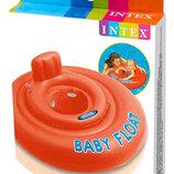 Детский круг-плотик Intex 56588 EU, 76см, от 1 до 2 лет