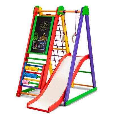 Детский спортивный уголок для дома Sportbaby «Kind-Start -2»