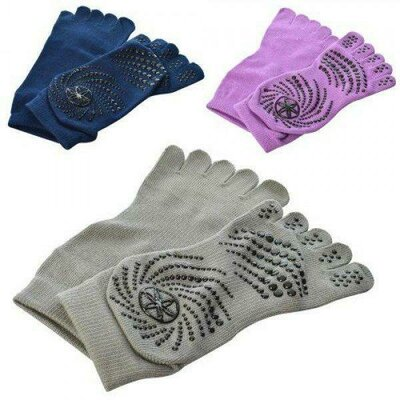 Носки для йоги и танцев 2511 размер 35-40, 3 цвета
