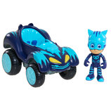 PJ Masks Герои в масках Кэтбой и автомобиль Hero Boost Vehicle Catboy