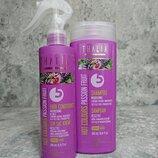 Набор, шампунь и кондиционер для волос Thalia Hot Colors Passion Fruit