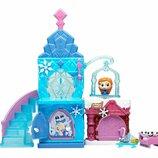 Disney Doorables Игровой набор замок Эльзы холодное сердце мини 69408 Multi Stack Playset Frozen