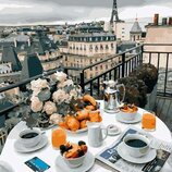 Картина по номерам. Brashme Бизнес завтрак в Париже GX27963.