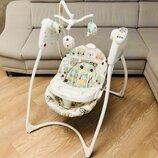 Качельлка для новорождённых и до года .