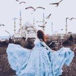 Картина по номерам. Brashme Дыхание Стамбула GX23714