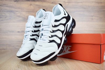 Кроссовки мужские Nike Air VaporMax white/black
