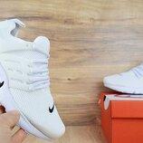 Кроссовки женские сетка Nike Air Presto white