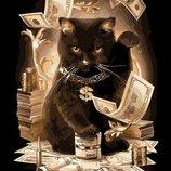 Картина по номерам Денежный кот GX8911