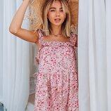 Милое платье «Муза»три расцветки