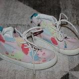 Ботиночки кеды Zara размер 24