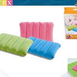 Подушка подголовник надувная Intex