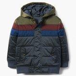 Деми куртка для мальчика 7-8 лет gymboree