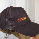 Кепка бейсболка Coop 100% хлопок