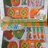 Наборы детской посудки в подарочной коробке