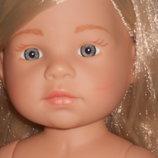 редкая шикарная виниловая кукла Nelli Dreams Zapf Creation Германия оригинал 40 см