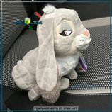 шикарная мягкая игрушка плюшевый Кролик Кловер Disney Англия оригинал