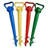 Бур для пляжного зонта 30 см 01273