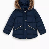 Зимова куртка, р.152-158, Zara, Іспанія / куртка