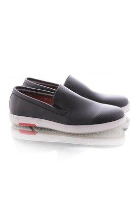 Мужские слипоны, туфли
