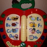 Музыкальное яблочко книжка алфавит