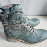 Ботинки деми эко кожа Dockers by Gerli Германия Европа оригинал