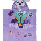 Хлопковое полотенце - пончо Nickelodeon
