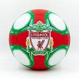 Мяч футбольный 5 гриппи Liverpool 0047-141 PVC, сшит вручную