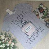 Модные футболки размер с,м,л